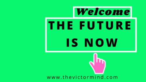 Start something new in life